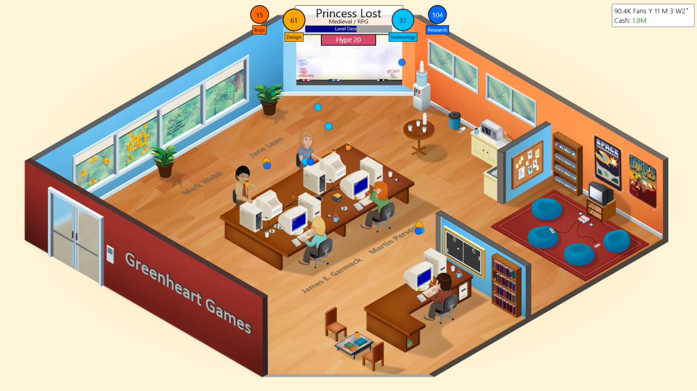 Game Dev Tycoon Review The Art Of The Deal Et Geekera