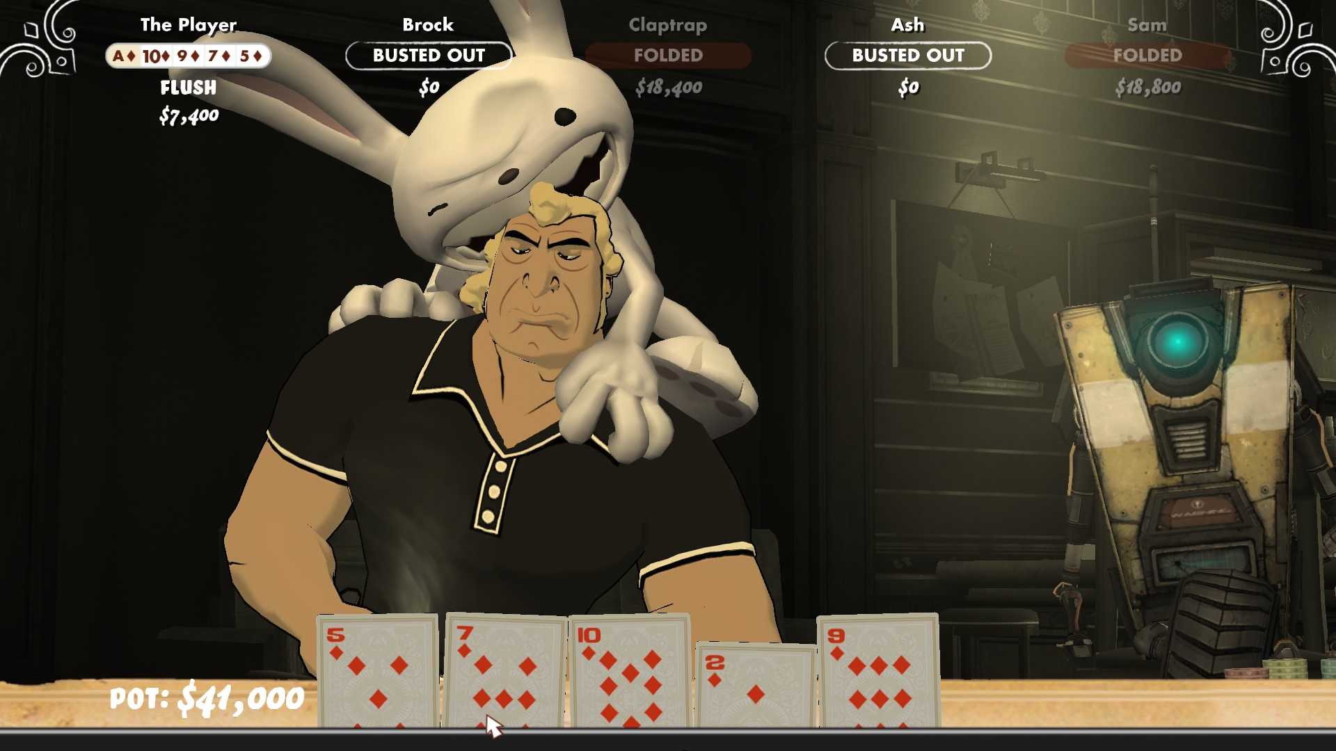 Poker Night 2 is Really Just a