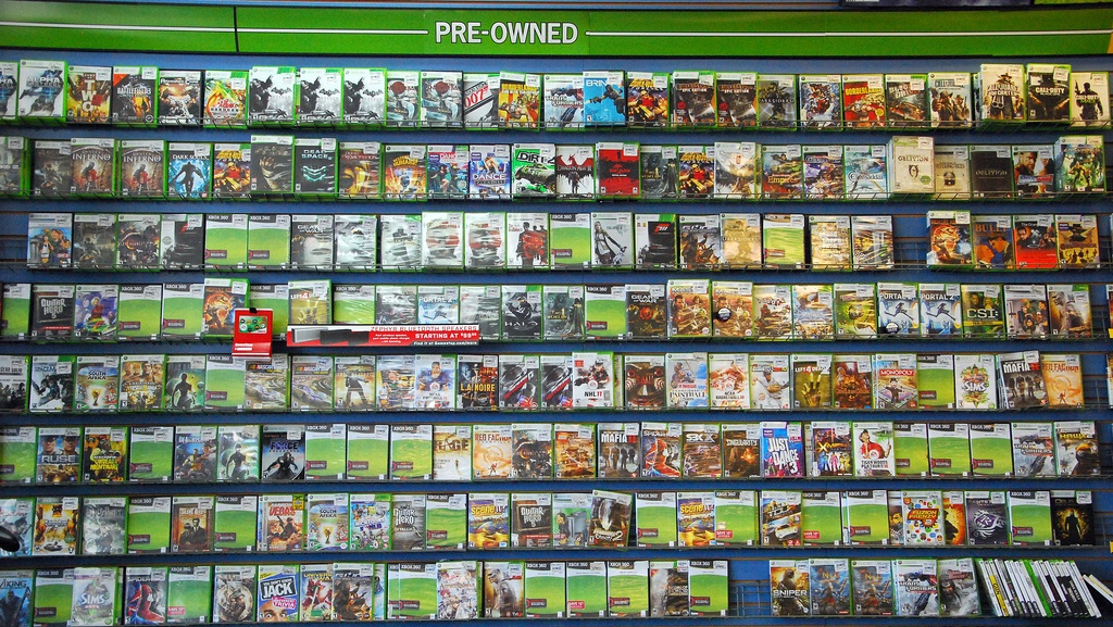 All Xbox Games List : Xbox used games et geekera