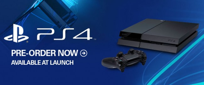Playstation 4 Pre Order Banner Et Geekera