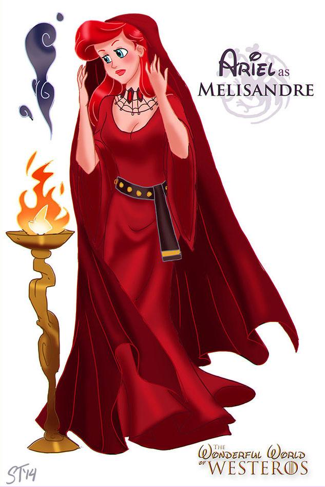 disney-game-of-thrones-ariel-melisandre-djedjehuti