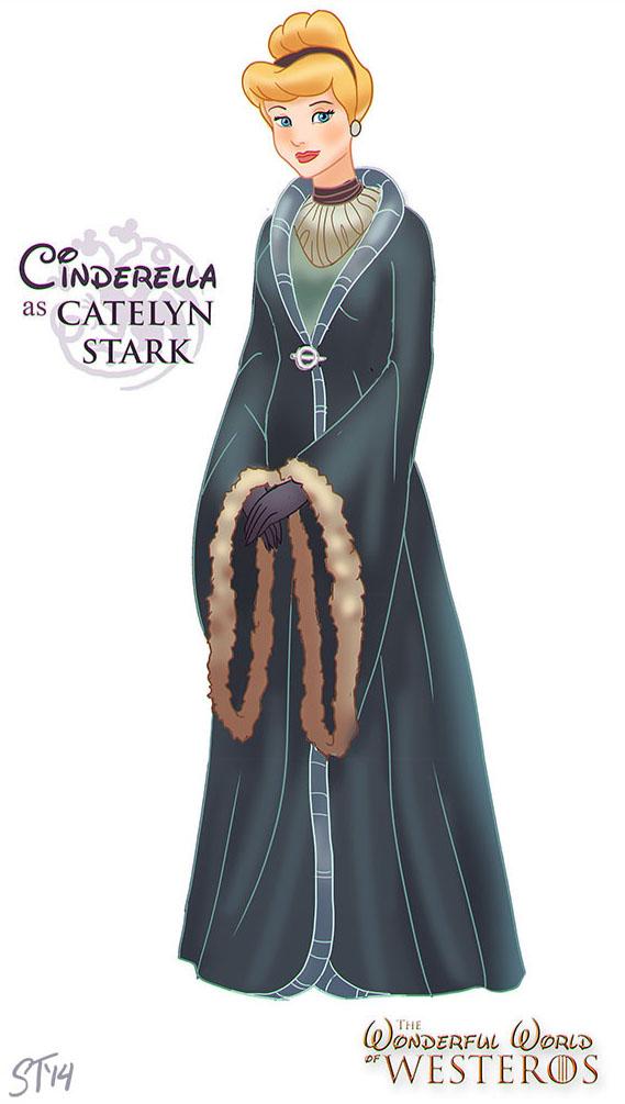 disney-game-of-thrones-cinderella-catelyn-stark-djedjehuti