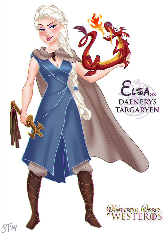 disney-game-of-thrones-elsa-daenerys-targaryen-djedjehuti