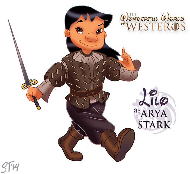 disney-game-of-thrones-lilo-arya-stark-djedjehuti
