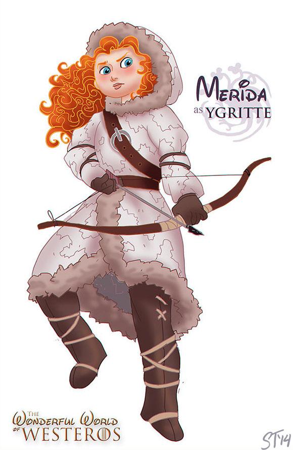 disney-game-of-thrones-merida-ygritte-djedjehuti