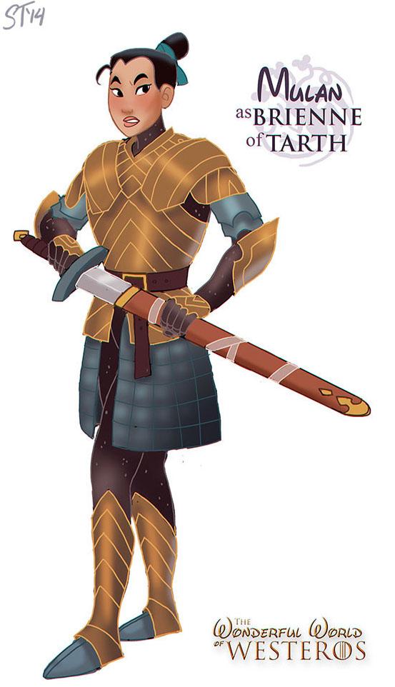 disney-game-of-thrones-mulan-brienne-of-tarth-djedjehuti