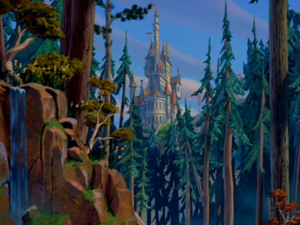 Beast's Castle — Beauty and the Beast Number of LEGO Bricks: 241,458,782 Square Footage: 89,900 sqft Real Cost: $80,190,800 LEGO Building Cost: $24,145,878