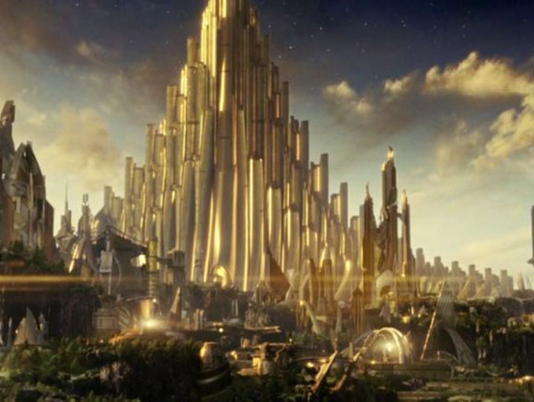 Thor's Castle — Thor Number of LEGO Bricks: 873,048,416 Square Footage: 259,410 sqft Real Cost: $212,716,200 LEGO Building Cost: $87,304,842