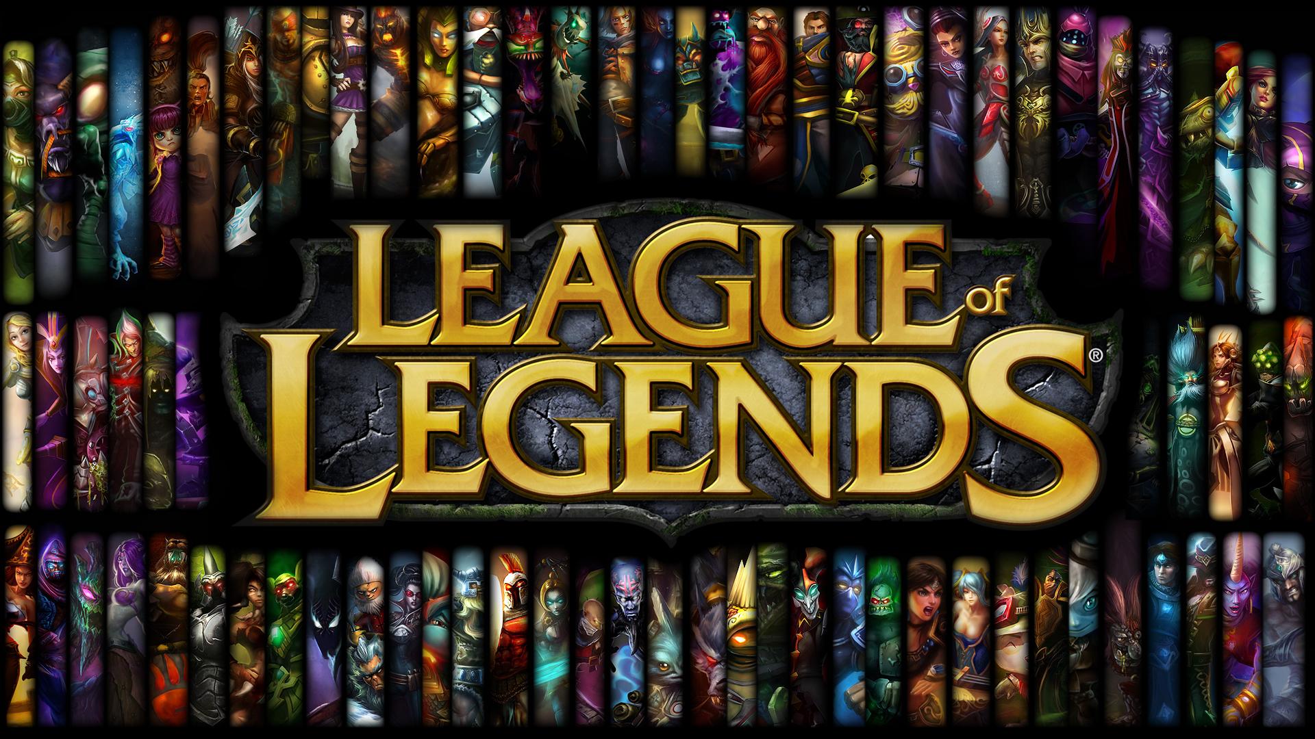 League Of Legends Wallpaper Et Geekera