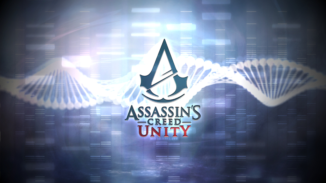 Assassins Creed Unity Logo Header Et Geekera