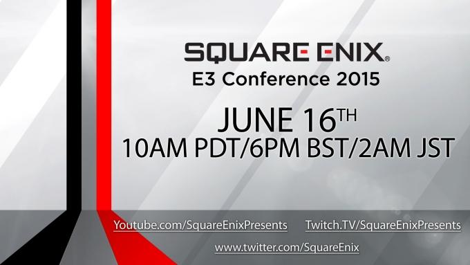 square-enix-e3-2015-announcement