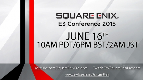 square-enix-e3-2015-announcement
