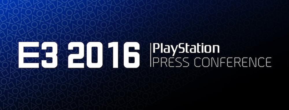 Playstation Banner E3 2016 Et Geekera
