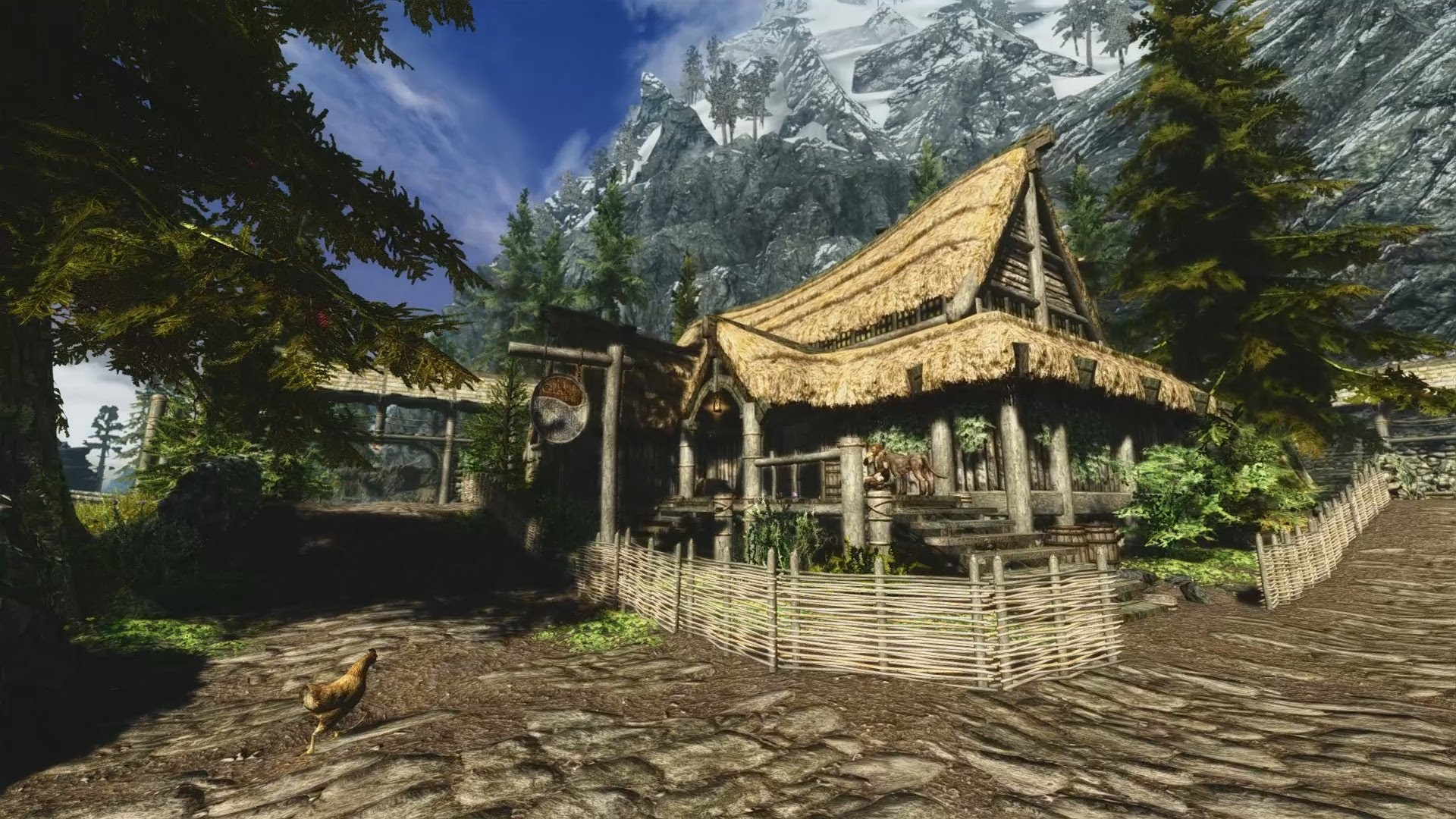 skyrim-with-graphics-mod-e3-2016 | et geekera