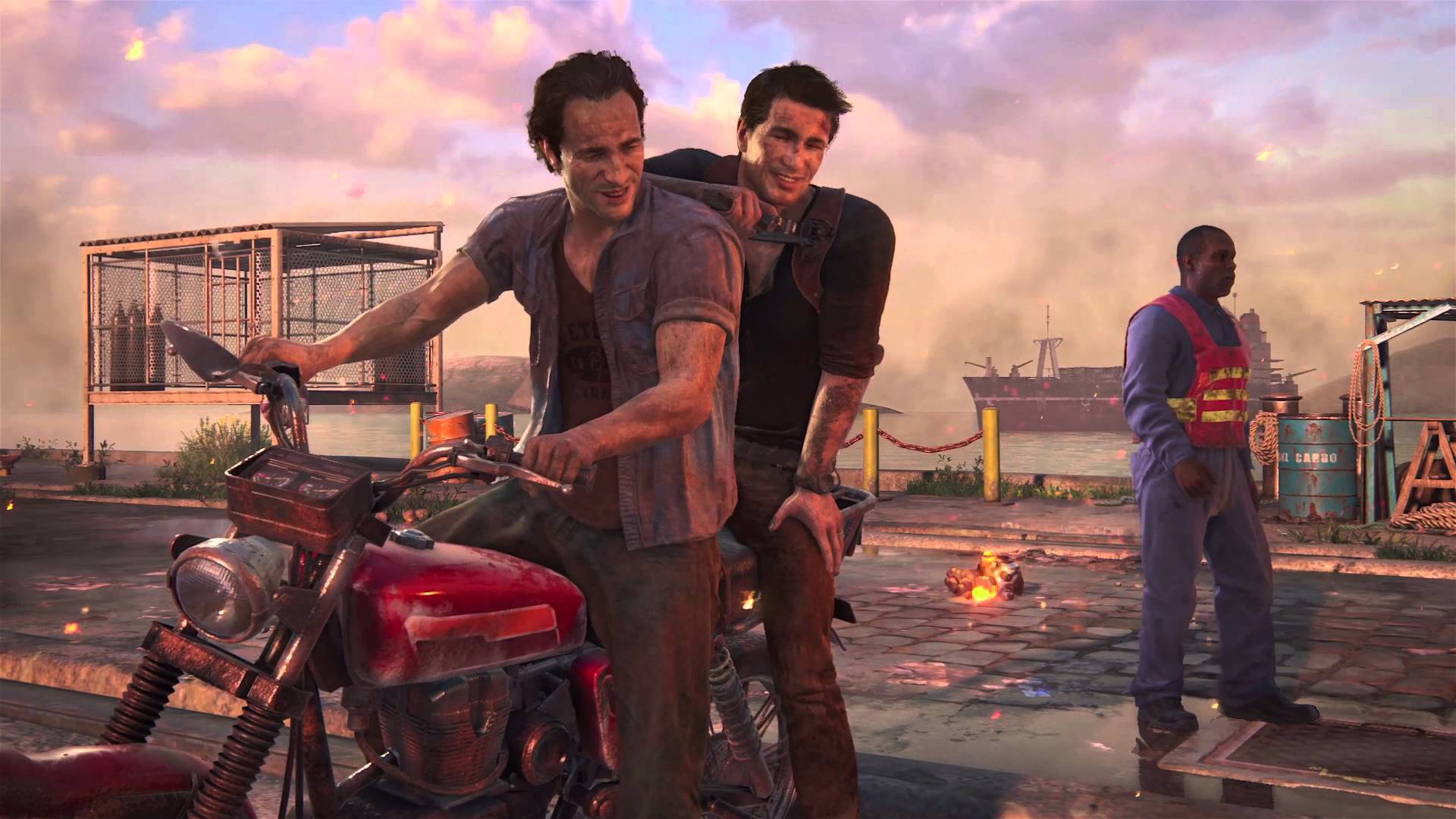 Uncharted 4: A Thief's End Review: The Last Crusade | et ...